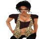 (MC) Leopard Vest