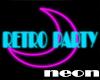 Retro Party Neon
