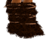 PoA Leg Warmers Chocolat