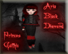 PRINCES GOTHIC OUTFIT