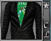 Jacket & Voltron T Green