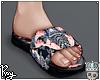 Asian Mountains Sandals
