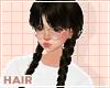 cami hair | dark brown