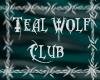 [DA] Teal Wolf Club