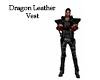 Dragon Leather Vest