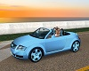 Audi Convertible Anim