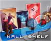 TP Artistic Wall Shelf