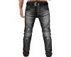 NV Black Low-Rise Jeans