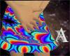 Axiom - Tie Die Skirt