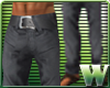 *WW* Viker Gray  Pants