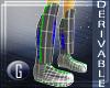 Derivable Ninja Boots F