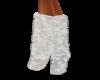 Mas Winter Blue Fur Boot