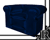 [R] Blue couple chair