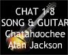 Chatahoochee & Guitar ~