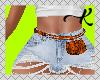 OTR Orange Belt Bag