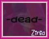Z| -dead- Headsign