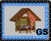 """GS"" BEACH HUT POSES"