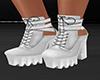 GL-Aspen Boots White