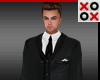 Santino Full Suit Black