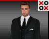 Santino Full Suit Black
