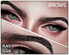 ® Ina Brows Black MH