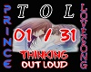 THINKING OUTLOUD / LSONG