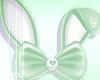 ! L! Verde Ears & Bow