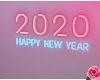 ♥ new year neon