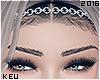 ʞ- Silver Headband V3