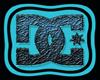 DC Sticker Blue