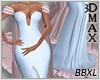 3D Veil Gown v2 BBXL