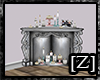 [Z]Candle Fireplace