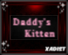 Badge: Daddy's Kitten