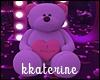 [kk] Valentine Bear