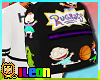 Chuckie rugrats backpack