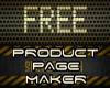 s84 Product Page Maker