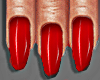 PO Red Nails