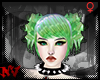 ✚Candy Green-Hair