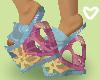 Hippie Platform Sandals
