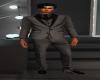 Full Grey Classy Suit
