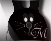 Bunny Mask Black M/F