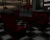 Rose diner tables