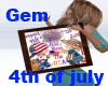 [g] 4th of july kiss