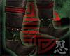 忍 Eastern Wind Boots