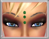 Head Piercing Emerald