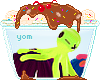 .Y. Lime Dead Octopus