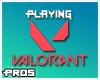 M Valorant Headsign