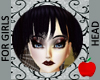 Gothic Dolly Head