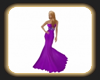 Purple Pam gown