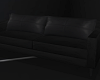 Couch Black Leath